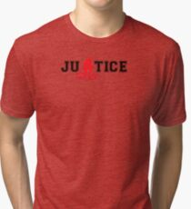 Justice For All Tri-blend T-Shirt