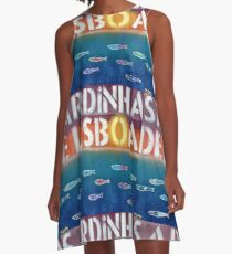 Sardinha de Lisboa A-Line Dress