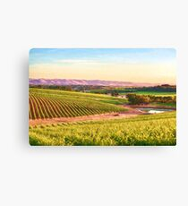 McLaren Vale Magic    (PC) Canvas Print
