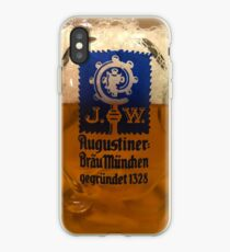 Augustiner Beer iPhone Case