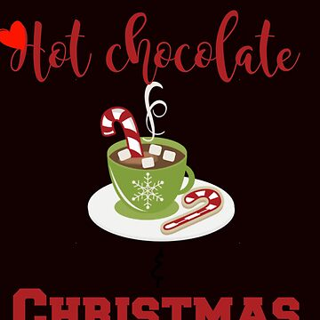 Hot chocolate and Christmas tee sweets  by Merchking1