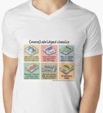 (more) abridged classics V-Neck T-Shirt