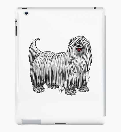 Komondor iPad Case/Skin