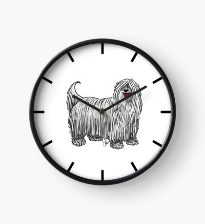 Komondor Clock