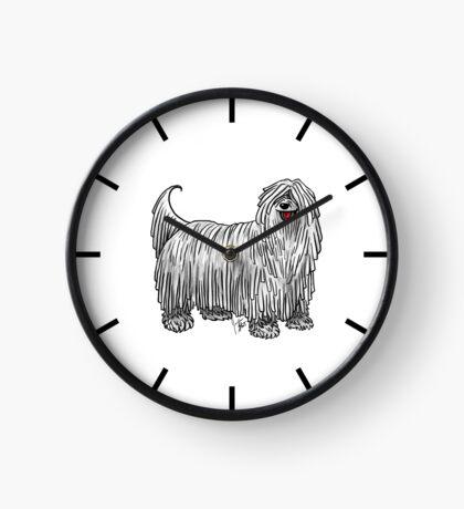 Komondor Clock