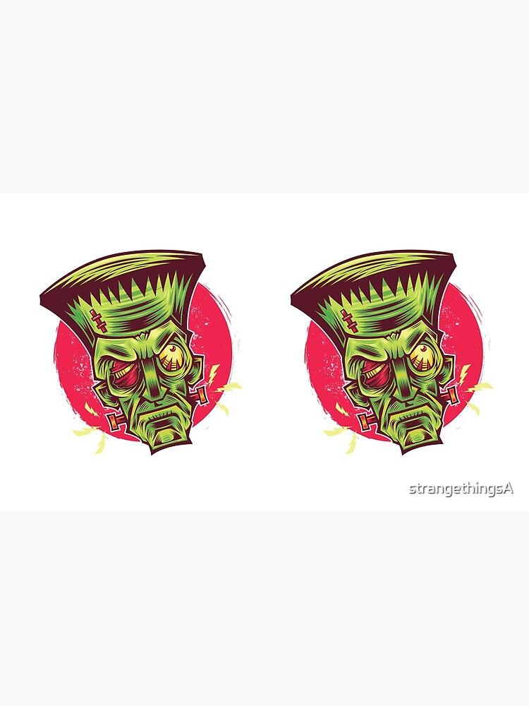Frankentein Monster by strangethingsA