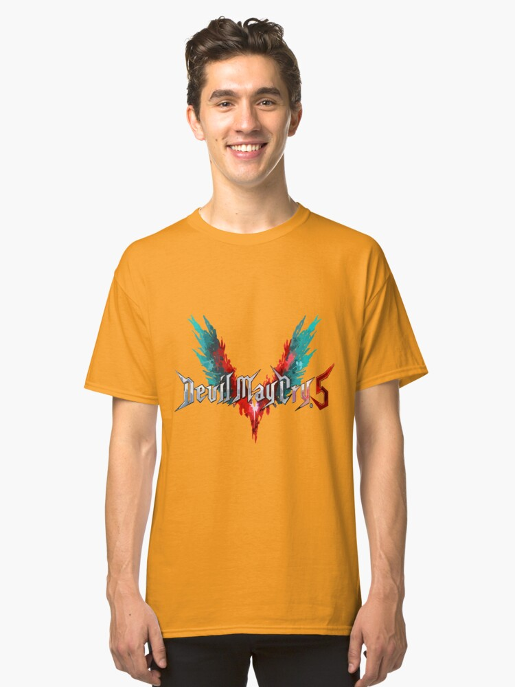 devilman crybaby shirts Classic T-Shirt Front