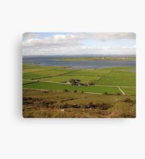 Galway Bay view Canvas Print