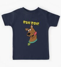 Scooby Doo: Ruh Roh Kids Tee