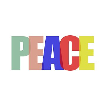 Peace by indicap