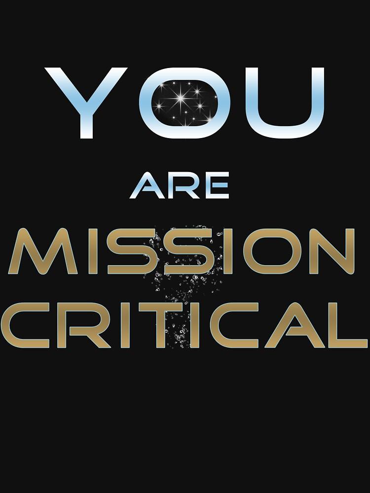 Mission Critical by Etakeh