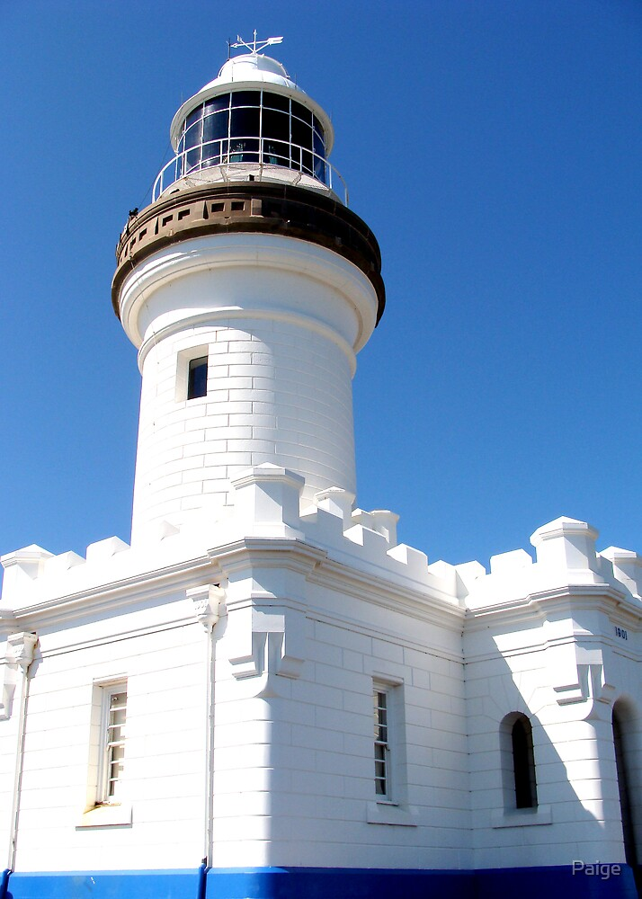 Byron Bay Lighthouse by Paige