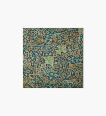 Persian Ceramic Design 20 Art Board