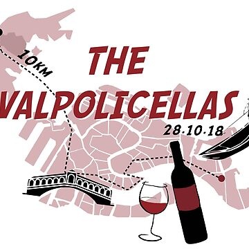 The Valpolicellas by gingerbiscuit