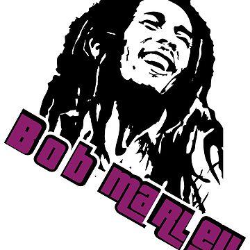 Robert Nesta Marly,bob Marly,singer,love,one love, by kartickdutta101