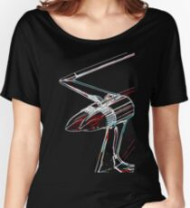 Cadillac tail fin Women's Relaxed Fit T-Shirt