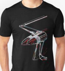 Cadillac tail fin Unisex T-Shirt