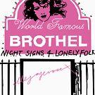 Night Signs 4 Lonely Folk #3 by ellejayerose