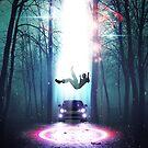 Alien Abduction by Vin  Zzep