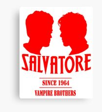 Salvatore Canvas Print