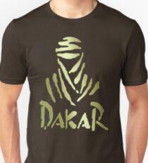 Dakar Rally Gold Unisex T-Shirt