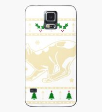 Christmas Japanese Bobtail Cat Gift Case/Skin for Samsung Galaxy