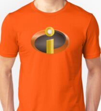 The Incredibles - shiny T-Shirt