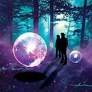 Forest Orbs by Vin  Zzep