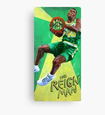 Ball is Life: The Reign Man Canvas Print