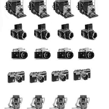 Vintage Camera Collection by stuartk
