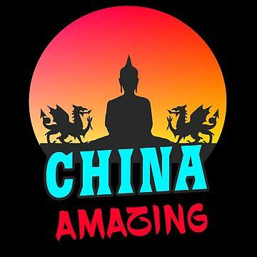China Amazing Sunset Buddha Dragon Gift by Rocky2018