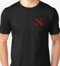 Dota 2 Left Crest Logo T-Shirt Unisex T-Shirt