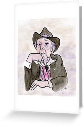 Quentin Crisp by Witchipoo