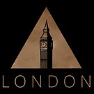 London Hipster Triangle by pda1986