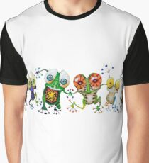Farandole T-shirt graphique