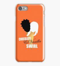 Chocolate & Vanilla iPhone Case/Skin