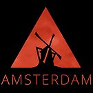 Amsterdam Hipster Triangle by pda1986