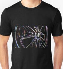 Porsche Fuchs Wheel Unisex T-Shirt