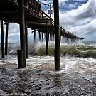 Incoming - Nags Head, NC USA by Frank Kapusta