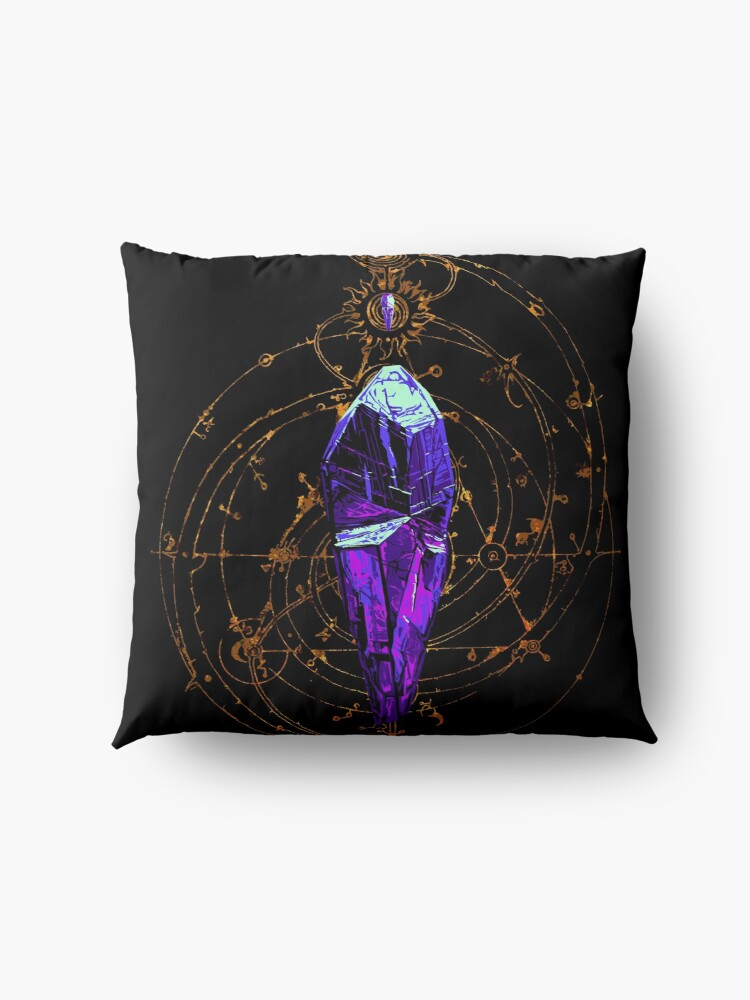 Alternate view of Convergence Floor Pillow