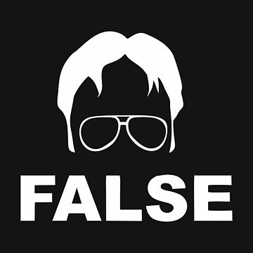 Dwight Schrute False by vanboring