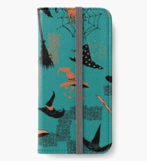 Halloween Witch Hats iPhone Wallet/Case/Skin