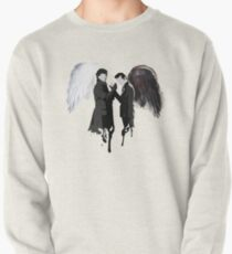 On the Side of the Angels Pullover