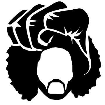 Kaepernick Haircut by muli84