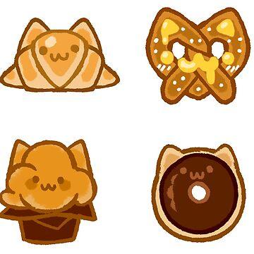 kitty bakery by tinybe
