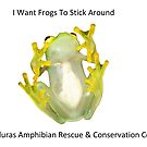 I Want Frogs To Stick Around by MyFrogCroaked