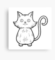 Cute Cat  Metal Print