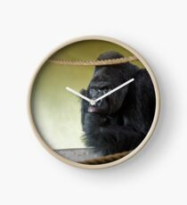 Gorilla Thoughts Clock