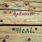 Splinters and Tears by C-Joy
