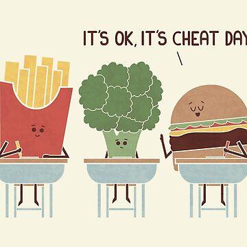Cheat Day by theodorezirinis